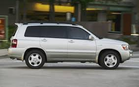 toyota highlander length used 2004 toyota highlander for sale pricing features edmunds