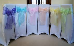 chair cover sashes organza sashes for chair covers welldressed uk venue