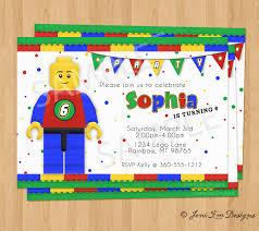 lego birthday party invitations u2013 gangcraft net