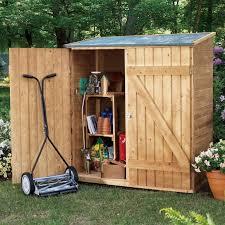 Basic Outdoor Storage Shed Designs  Decorifusta - Backyard storage shed designs