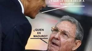 Memes De Obama - el triángulo obama castro maduro inunda de memes las redes
