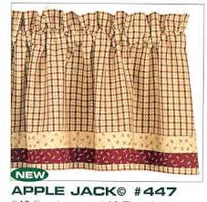 Apple Curtains For Kitchen by Apple Kitchen Curtains Everything Log Homes