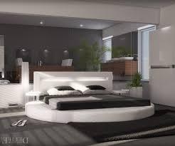schwarzes schlafzimmer gemütliche innenarchitektur schlafzimmer moderne betten