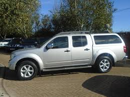 used 2007 nissan navara 2 5 dci aventura double cab pickup 4dr for