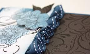 ruffled ribbon ruffled ribbon trim poppy paperie