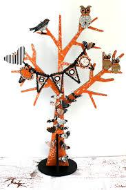 how to make spooky halloween trees halloween
