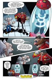 Eggman Meme - wily eggman bromance is back archie sonic comics know your meme