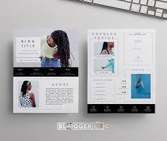 28 best media press kit templates images on pinterest media kit