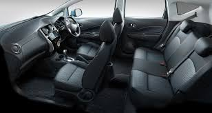 nissan versa interior car picker nissan note interior images