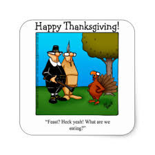 Happy Thanksgiving Funny Images Funny Happy Thanksgiving Stickers Zazzle