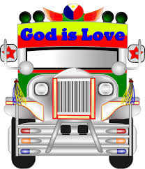 cartoon jeep side view clipart philippine jeepney
