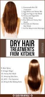 sollutions to dry limp hair 24 dry hair treatments from your kitchen dry hair remedies and