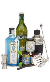 martini gift basket liquor gift baskets