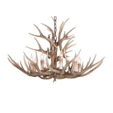 Antler Chandelier Canada Bethel International Ya02 Ya Series 9 Light Antler Chandelier