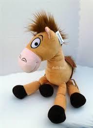 huge 20 disneyland bullseye toy story andy u0027s horse plush disney