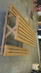 Diy Wood Picnic Tables by Split U2013bench Wooden Picnic Table Diy U0027s Pinterest Wooden