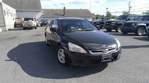2006 black honda accord coupe 2006 honda accord coupe in pennsylvania for sale 16 used cars
