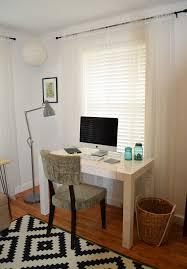 White Parsons Desk My Office Design Ideas With West Elm Parsons Desk Combine Vintage