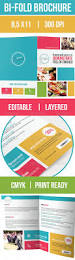 129 best colorful brochure template images on pinterest