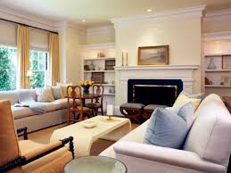 Gracious Living Chairs Gracious And Cozy Living Room Heather Hilliard Hgtv