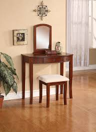 linon home decor vanity set with butterfly bench black linon home décor molly vanity set by oj commerce 58028chy 01 kd u