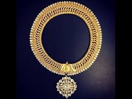 vintage necklace designs images Top 10 gold vintage jewellery designs jpg