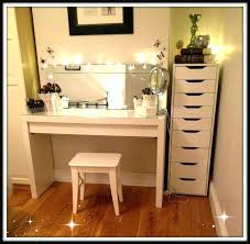Professional Vanity Table Makeup Tables With Lights Awesome Vanity Table With Lights For
