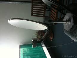 satellitensch ssel halterung balkon sat schüssel auf balkon wie einstellen satellit dvb s hifi