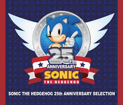 anniversary album cdjapan sonic the hedgehog 25th anniversary selection 2cd dvd
