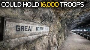 Show Gibraltar On World Map by Amazing Secret Tunnels Inside Rock Of Gibraltar Used To Defend