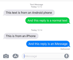 difference between iphone and android how to send a text on an iphone complete guide to texting