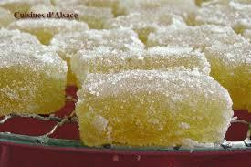 cuisine d alsace pâtes de fruits à l ananas cuisines d alsace