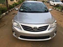 modified toyota corolla sold sold tokunbo 2010 modified to 2012 toyota corolla asking