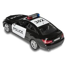 remote control police car with lights and siren prextex rc police car remote control police car rc toys radio