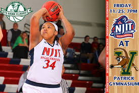 njit heads to vermont thanksgiving to compete in td bank