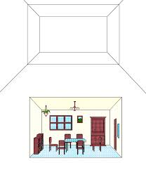 Interior Design Drawing Templates by Interior Design With The 2d Home Office And Landscape Library