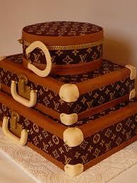 louis vuitton suitcases cakecentral com