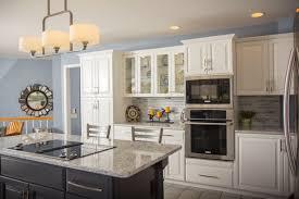 knight kitchen remodel pure nard woodworking danville il