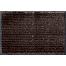 Commercial Doormat Amazon Com Rib Commercial Carpeted Indoor And Outdoor Floor Mat