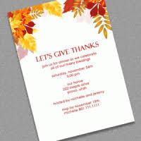 Thanksgiving Invitations Templates Free Free Wedding Invitation Templates Part 16