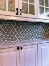 kitchen design ideas lantern mosaic tile backsplash good kitchen