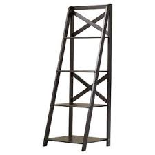 bayside ladder bookcase wayfair