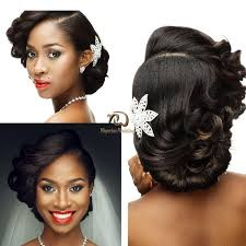 nigeria wedding hair style nigerian wedding presents gorgeous bridal hair makeup