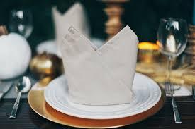 napkin folding for thanksgiving dinner modern thanksgiving table fancy napkin folding diy