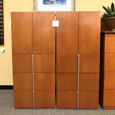 Lateral File Cabinet With Storage Used Halcon 3 Drawer Lateral File Cabinet With Top Storage Cherry