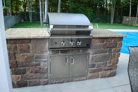 outdoor kitchen countertops ideas kitchen outdoor built in grills outdoor grill island
