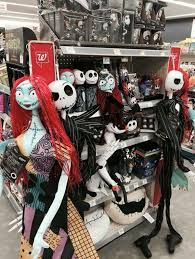 the nightmare before store display at walgreens