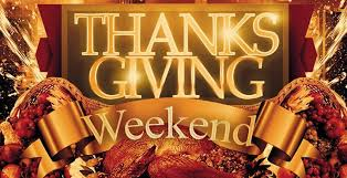 thanksgiving weekend and events in los angeles at los