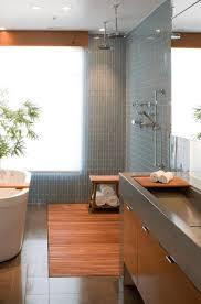 Ceiling Mount Storage by Bathroom Hand Shower With Wooden Vanity Storage Also
