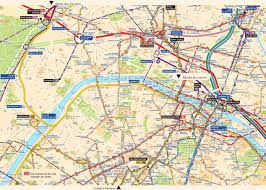Metro Paris Map by Large Paris Maps For Free Download And Print High Resolution And
